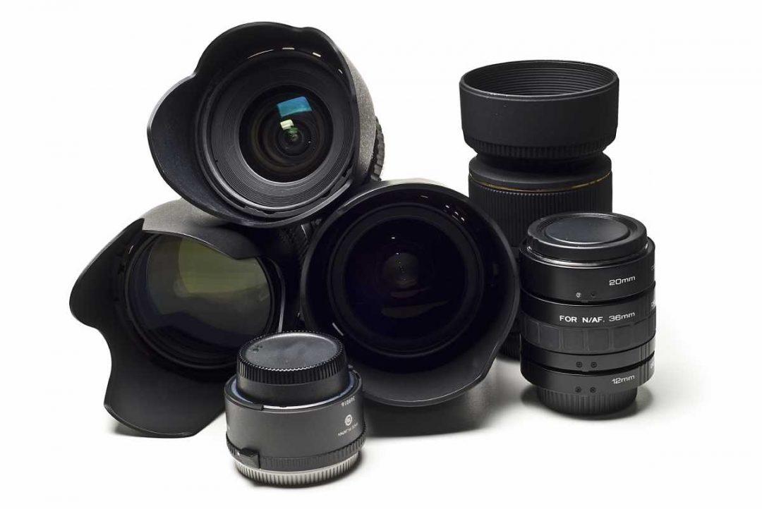 Obiektywy do aparatów